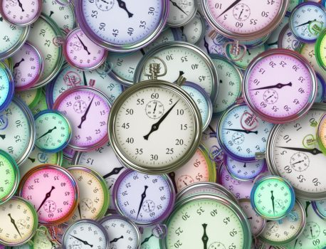 廻る現在と進む時間|『時間論(九鬼周造)』要旨・要約、感想とレビュー
